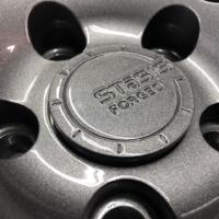 "STaSIS Engineering SE-WH1000-01A | MK7 MQB Forged FD11 19×9"" Wheelset (Gloss Gunmetal)"